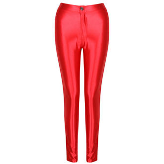 View Item Red Shiny Disco Pants